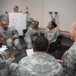 Team Building Workshop for the U.S. Army Reserves, ESC